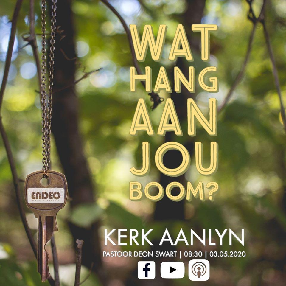 Wat Hang aan jou Boom - Pastoor Deon Swart